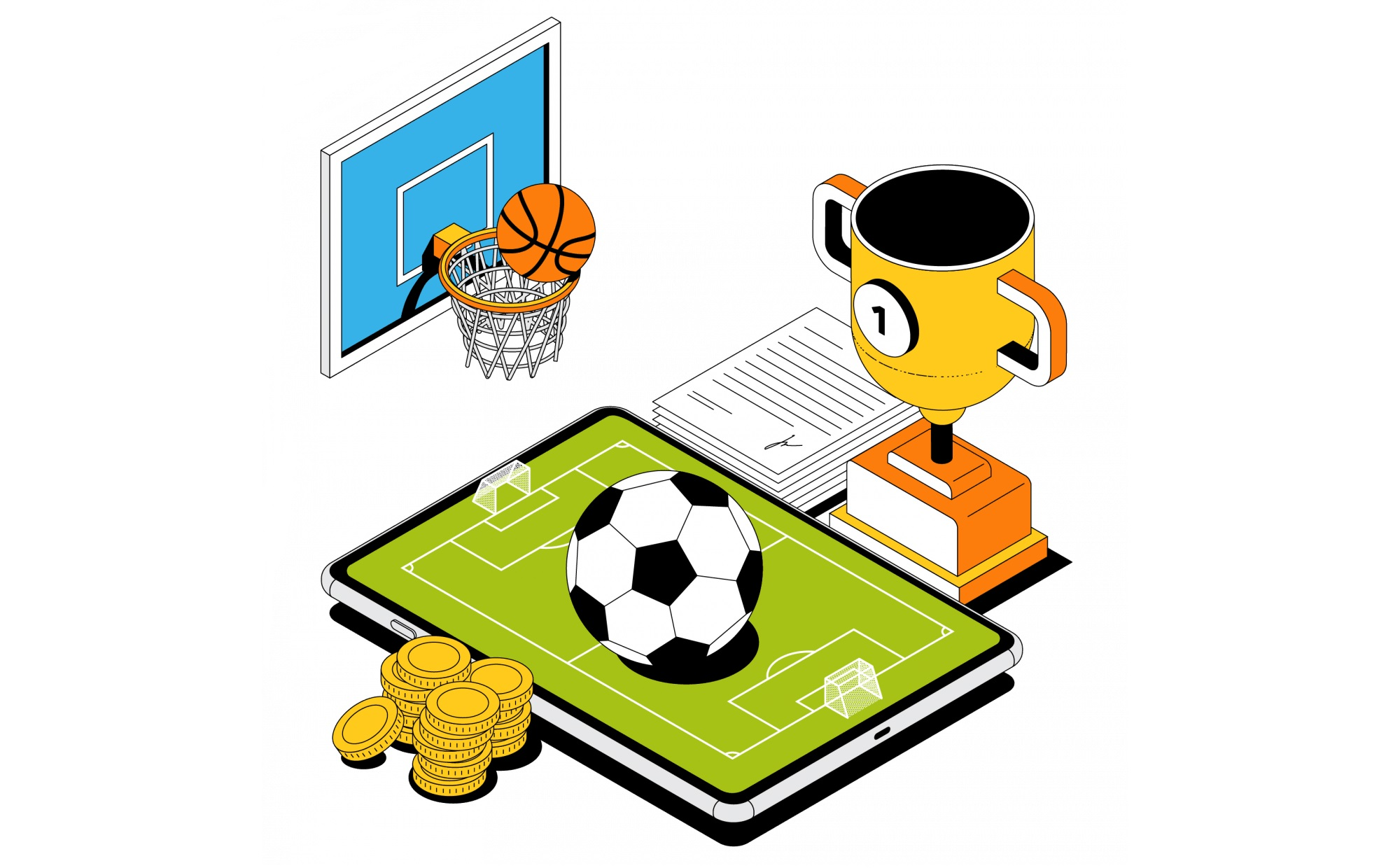 bet on sports betting